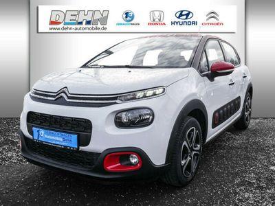 gebraucht Citroën C3 PT 110 Shine Navi Toterwinkel SHZ PDC