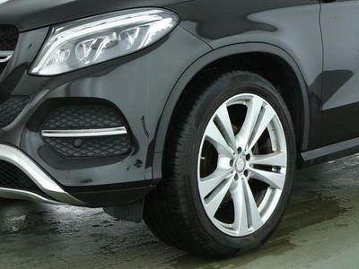 gebraucht Mercedes GLE350 d 4MATIC Coupé Park-Assist PanoSHD COMAND ILS-LED