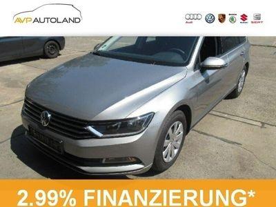 gebraucht VW Passat Variant Trendline 2.0 TDI BMT DSG | AHK schwarz