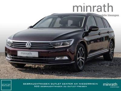 gebraucht VW Passat Variant Highline BMT Start-Stopp 2.0 TDI