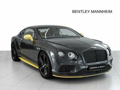 gebraucht Bentley Continental GT Speed Xenon Vollleder Klima