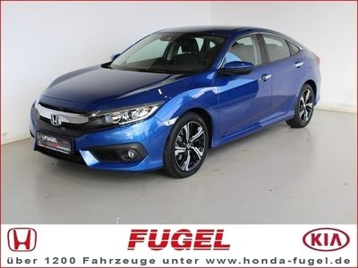 gebraucht Honda Civic 1.6 i-DTEC Elegance Navi|RFK|ACC