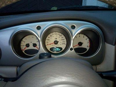 gebraucht Chrysler PT Cruiser 2.0 für Bastler oder E-Teileträge als Kombi in Redwitz
