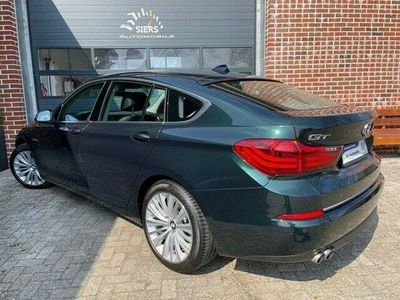 gebraucht BMW 520 Gran Turismo d AUT, SPORTSITZE,LEDER,XENON,DVD,19-ZOLL