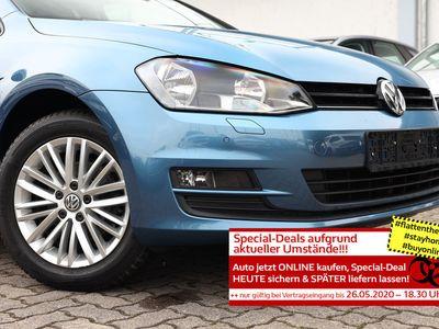 gebraucht VW Golf VII 1.2 TSI Cup BMT