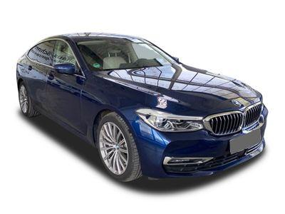 gebraucht BMW 630 d LUXURY+AHK+STANDHEIZUNG+HEAD UP+