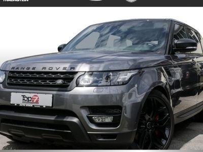 gebraucht Land Rover Range Rover Sport SDV6 FAP HSE Dynamic Bluetooth