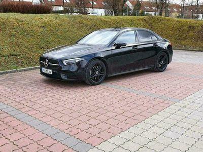 gebraucht Mercedes 250 Mercedes Benz A-Klasse Limousine,4Mat...