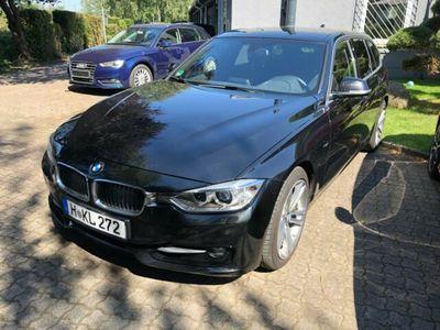 gebraucht BMW 325 d XENON SPORT AHK AUTOMATIK TEMPO NAVI PDC