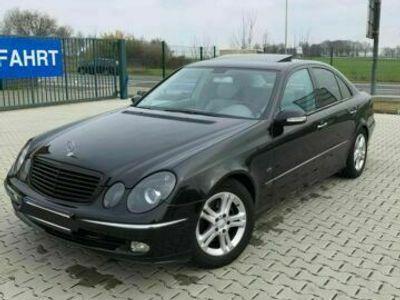 gebraucht Mercedes E240 W211 LPG