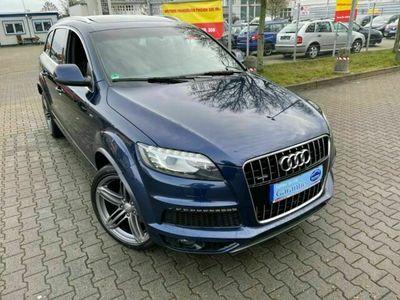 gebraucht Audi Q7 4.2 TDI quattro*S.LINE SPORT PAKET ADVANCED**