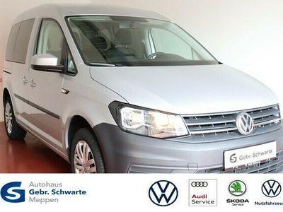gebraucht VW Caddy Trendline 2.0 TDI DSG GRA+Sitzheizung