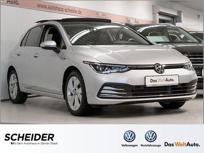 gebraucht VW Golf VIII 1.5 TSI First Edition Sofort! Pano AHK Stdhzg