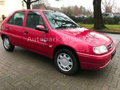 gebraucht Citroën Saxo 1.1 SX als Limousine in Hannover
