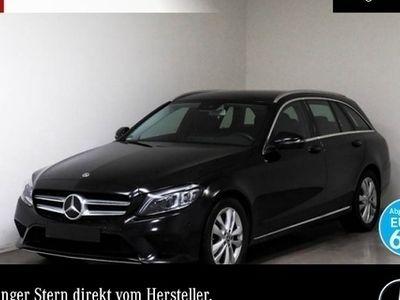 gebraucht Mercedes C220 d T Avantgarde Multibeam AHK Kamera SpurPak