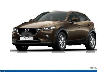 gebraucht Mazda CX-3 SKYACTIV-G 121 FWD Drive Exclusive-Line
