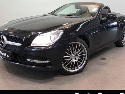 gebraucht Mercedes SLK200 BlueEFFICIENCY Roadster