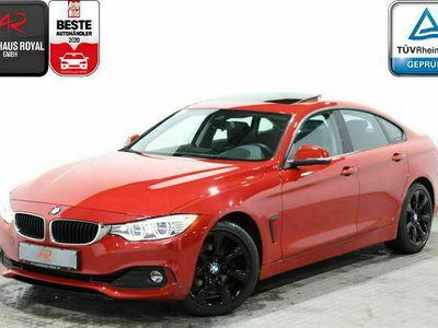gebraucht BMW 428 Gran Coupé i DEUTSCHES FZGHEADUPMEMORYLED Neu