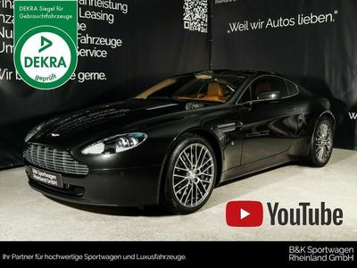 gebraucht Aston Martin V8 Vantage 4.7l SPORTSHIFT/19 ZOLL/ VOLLLEDER