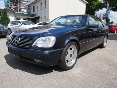 """gebraucht Mercedes CL500 3.Hand/Insp.NEU/ Lorinser 18"""""""