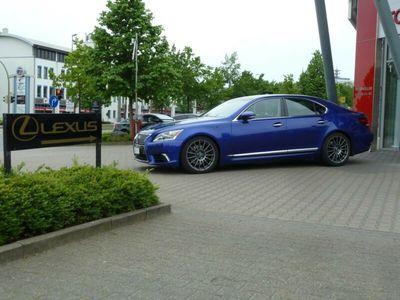 gebraucht Lexus LS460 AWD Luxury Line mit Händler-Vollgarantie