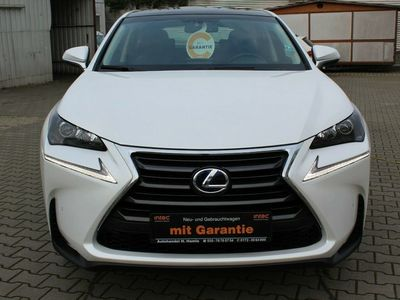 gebraucht Lexus NX300 300h F SPORT Aut./Navi/LED/P-Ramadach als SUV/Geländewagen/Pickup in Berlin (Schöneberg)