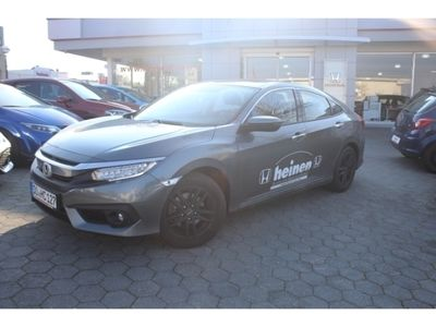 gebraucht Honda Civic 4 1.6 i-DTEC Executive EU6d-T Panorama.