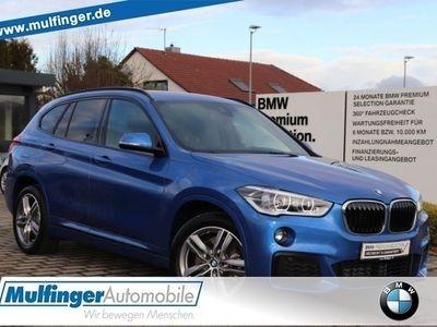 gebraucht BMW X1 sDr.20i M Sport DKG HUD Navi+ HiFi Kamera AHK