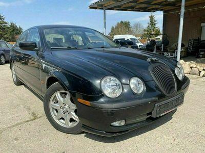 gebraucht Jaguar S-Type 3.0 V6 seltener Schalter 238 PS