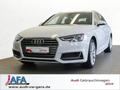 gebraucht Audi A4 Avant Design 2xS-Line,AHK,virt.CP,LED