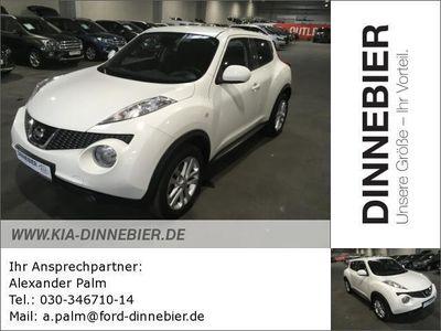 gebraucht Nissan Juke Tekna 4x2 (Start/Stop) 1.6 Gebrauchtwagen, bei Autohaus Dinnebier GmbH