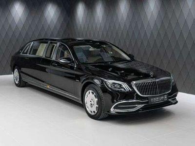 gebraucht Mercedes S650 Maybach Pullman BLACK/BEIGE DUO TONE
