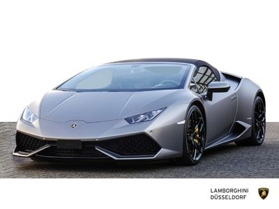 gebraucht Lamborghini Huracán Spyder Grigio Titans Matt Racing Exhaust