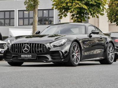 gebraucht Mercedes AMG GT R Carbon Perf. Sitze Sound Spur-P. Distr.