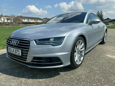 gebraucht Audi A7 3.0 TDI quat S tronic Luft Massage Matrix-LED