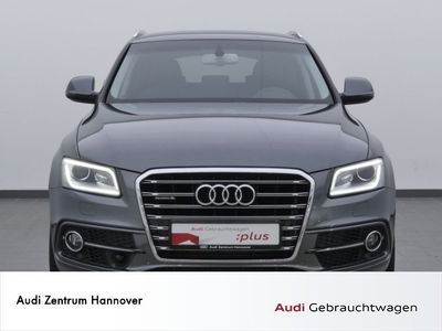 gebraucht Audi Q5 3.0 TDI Sport Ed. SHZ ACC Leder