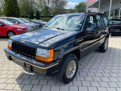 gebraucht Jeep Grand Cherokee 5.2i Auto Limited/SAMMLERZUSTAND