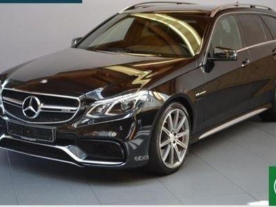 gebraucht Mercedes E63 AMG T 4MATIC AMG S Avantgarde