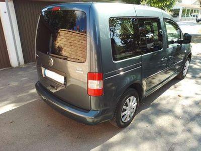 gebraucht VW Caddy 2.0 EcoFuel Life (5-Si.)