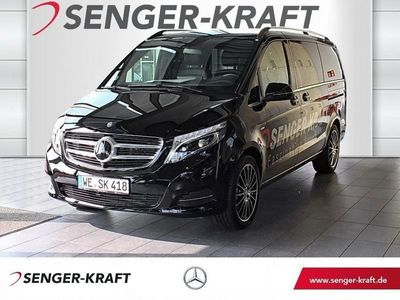 second-hand Mercedes V250 d Exclusive Edition Lang LED SH im Fond