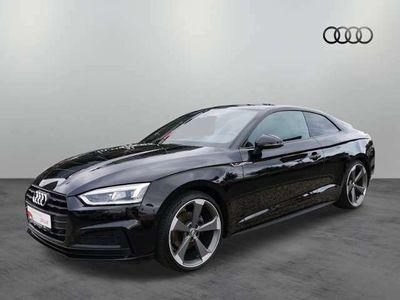 gebraucht Audi A5 Coupé S line 2.0 TFSI KLIMA LED NAVI ALU