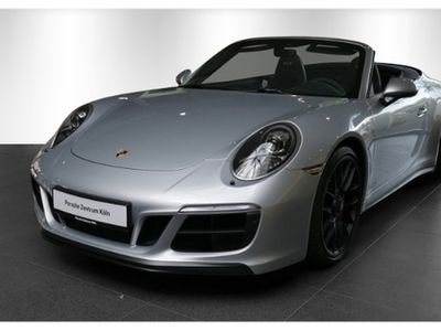 gebraucht Porsche 991 GTS Cabrio PDK SpAbgas BOSE adSpSitz+ LedIntPaket