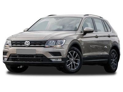 gebraucht VW Tiguan 1.4 Benzin