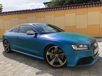 gebraucht Audi RS5 Coupe 4.2 FSI quattro 450PS/AUTOMATIK/KLIMA/