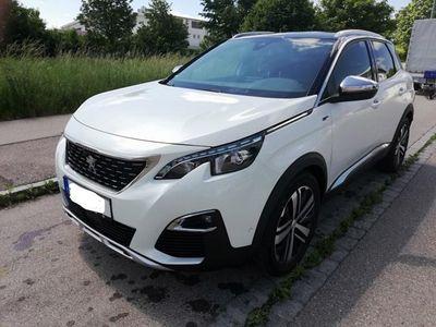 käytetty Peugeot 3008 GT BlueHDi 180 Stop & Start EAT8 Navi,etc..