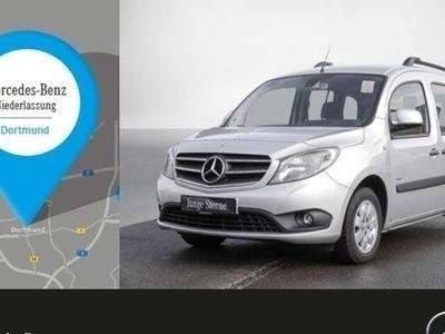 gebraucht Mercedes Citan 111 CDI Tourer EDITION Lang Klima SHZ EU 6