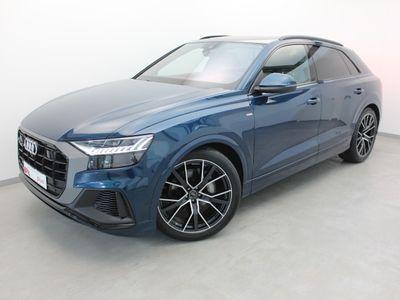 gebraucht Audi Q8 50 TDI *S-line*HD-Matrix*Pano*Top View*B&O