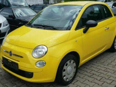 gebraucht Fiat 500 Lim. Pop - Euro5/Klima