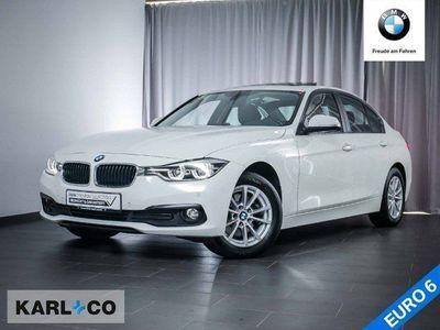 gebraucht BMW 320 d Limousine