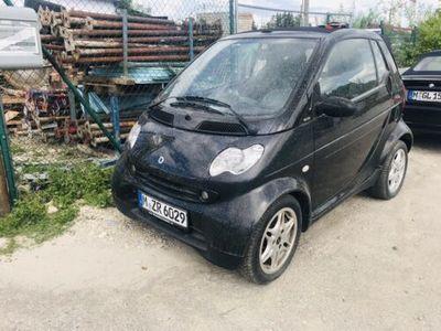 second-hand Smart ForTwo Cabrio